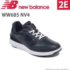 1611094d8576f ニューバランス [セール] レディース ウォーキングシューズ NB WW685 2E NV4 ネイビー newbalance