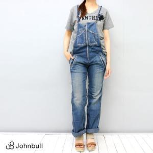 ●JOHNBULL(ジョンブル)から人気の定番モデル『フレンチサロペット』  ・ヴィンテージ加工や、...