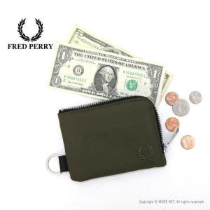 フレッドペリー FRED PERRY ジップアラウンドウォレット L5284 メンズ レディース 財...