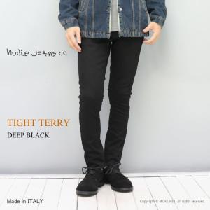 ヌーディージーンズ NUDIE JEANS タイトアンチフィット TIGHT TERRY(タイトテリー) [DEEP BLACK(787)] メンズ/SALE セール/返品・交換不可|more-net2