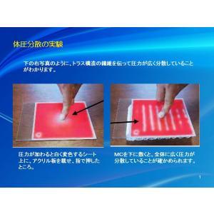 マットレス 腰痛 メディカルコンフォート シングル 新生活応援 人気 おすすめ 三つ折り 丸洗い |morecre-store|11