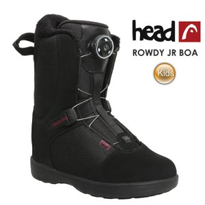 18-19 2019 HEAD ヘッド ROWDY JR BOA スノーブーツ キッズ ブーツ ジュニア 子供
