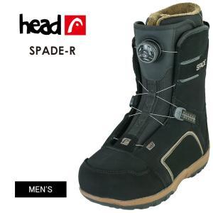 HEAD ヘッド SPADE-R スペード 2019 スノーボード ブーツ メンズ