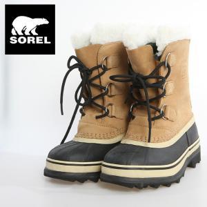 ソレルの代名詞「カリブー」を、大人向けとほぼ同じ仕様で再現したユース向けブーツ。  40年以上変わら...