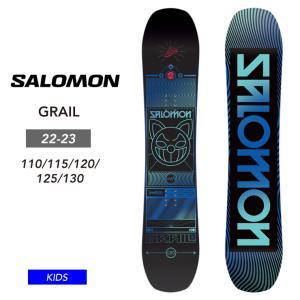 20-21 2021 SALOMON サロモン GRAIL グレイル 115 125 キッズ 子供 ...