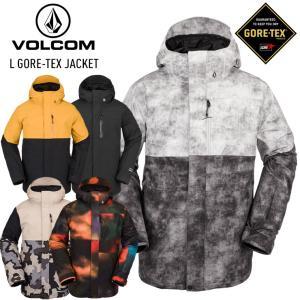 VOLCOM ボルコム L GORE-TEX JKT エルゴアテックスジャケット 17-18 2018