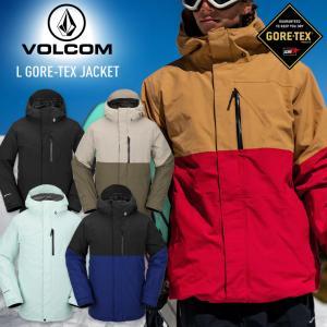 VOLCOM ボルコム L GORE-TEX JKT エルゴアテックスジャケット 18-19 スノー...