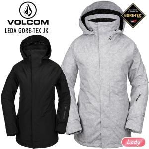 19-20 VOLCOM ボルコム Leda GORE-TEX Jacket レダ ゴアテックスジャ...