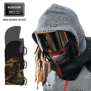 BURTON バートン MNS BURKE HOOD バークフード 2020 フードウォーマー 防寒...