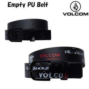 18-19 2019 VOLCOM ボルコム Empty PU Belt  エンプティ ベルト  スノーボード