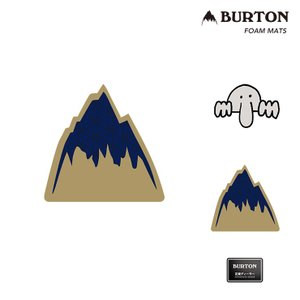 18-19 2019 BURTON バートン Foam Mat デッキパッド マット スノーボード 滑り止め