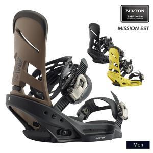 BURTON バートン MISSION EST 19-20 2020 ミッション バインディング ビ...