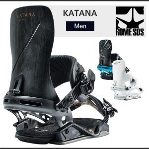ROME ローム KATANA カタナ 18-19 2019 ビンディング スノーボード メンズ 4862fa70c9