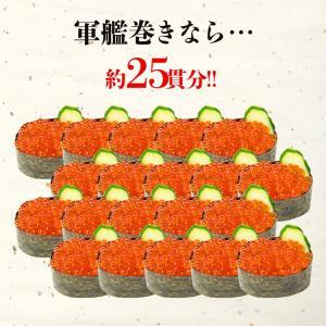 ( いくら イクラ )  いくら醤油漬け サーモントラウト 250g イクラ 丼 冷凍便 ギフト 送料無料|morigen|07