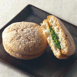ギフト スイーツ お菓子 抹茶ダックワーズ 7個 ケース入りセット お土産 抹茶|morihan