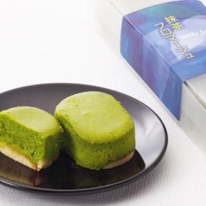 スイーツ ギフト お菓子 半熟抹茶フロマージュ 5個入り 抹茶 スイーツ チーズケーキ お土産