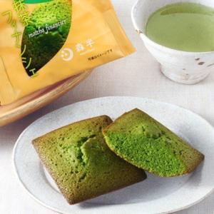 ギフト スイーツ お菓子 抹茶フィナンシェ 8個入り 抹茶 お土産|morihan