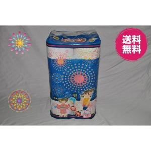 花火 トイレットペーパーダブル/香り付 12Rx4 48個入り|morika