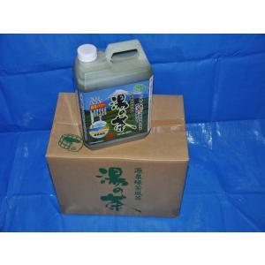 湯の茶1ケース(4Lx4個入り)|morika