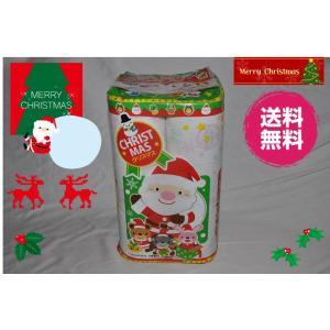 クリスマス/トイレットペーパーW2枚重ね香り付 12Rx4 48個入り/送料無料|morika