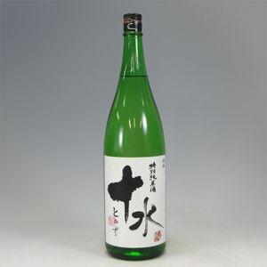 大山 十水 特別純米 1800ml|morimoto