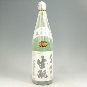 大七 純米きもと  1800ml   morimoto