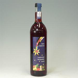 グリューワイン ホットワイン 赤 750ml|morimoto
