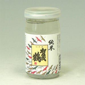 賀茂鶴 純米カップ 180ml 広島県|morimoto