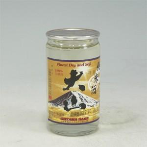 大山 特別純米 カップ 180ml 1776|morimoto