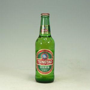 青島碑酒チンタオビール 瓶 330ml|morimoto