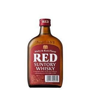 サントリー レッド ポケット瓶 39°180ml  morimoto