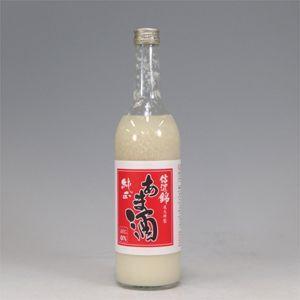信濃錦 純正あま酒 750g (アルコール度数0°ストレート) morimoto