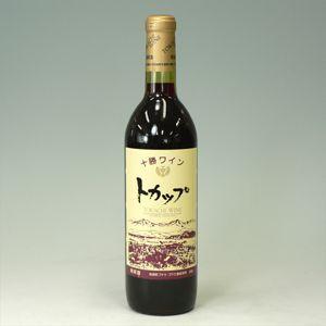 十勝ワイン トカップ 赤 720ml |morimoto