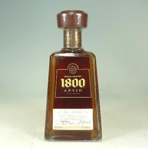 クエルボ 1800 アネホ テキーラ 40°玉付  750ml