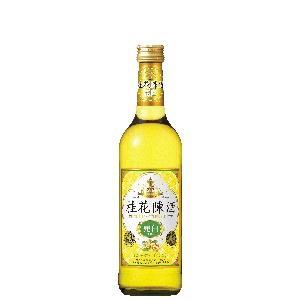 桂花陳酒 麗白 リーバイ アルコール15% 500ml 《中国酒》|morimoto