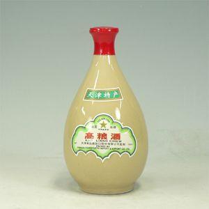天津高梁酒(テンシンコウリャンシュ)壷 アルコール62% 500ml|morimoto