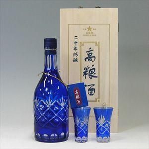 20年陳醸高粮酒(チンジョウコウリャンシュ) 53゜ 700ml morimoto