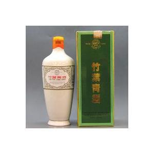 竹葉青酒(チクヨウセイシュ) 壷入 アルコール45% 500ml morimoto