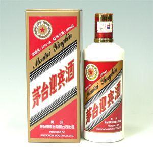 茅台迎賓酒(マオタイゲイヒンシュ) アルコール53% 500ml morimoto