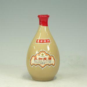 天津五加皮酒(テンシンゴカヒシュ)壺 アルコール50% 500ml|morimoto