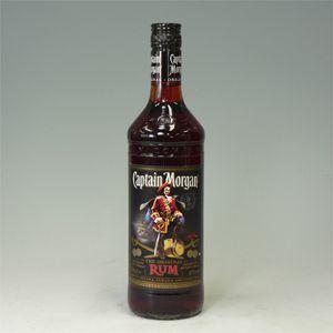 キャプテン モルガン ブラック 40° 700ml|morimoto