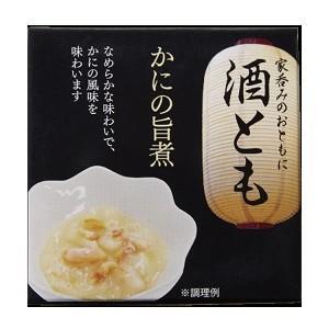 酒とも かにの旨煮 85g|morimoto