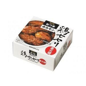 K&K 缶つまホルモン 鶏セセリ直火焼 60g|morimoto