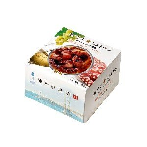 K&K 缶つまレストラン 明石ダコのアヒージョ 120g|morimoto