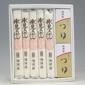 氷見うどん 細麺 5本入り つゆ入り HT-5|morimoto