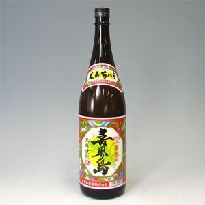 喜界島 25゜  黒糖  1800ml|morimoto