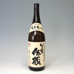 しまっちゆ伝蔵 30゜  黒糖 1800ml|morimoto