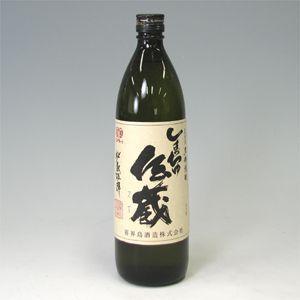 しまっちゆ伝蔵 30゜  黒糖 900ml|morimoto