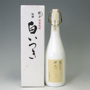 球磨焼酎 特醸 白いつき 35度 720ML|morimoto