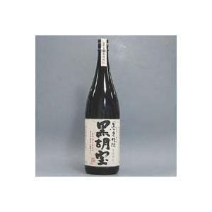 黒胡麻焼酎 黒胡宝 25゜ 1800ml|morimoto
